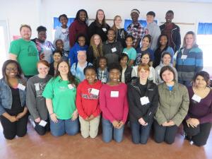Georgia Teen Institute - SDW1 Staff Photo