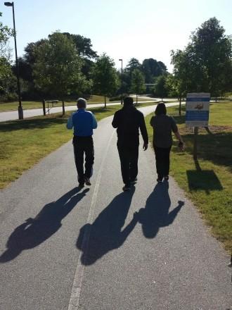 Walk the Talk_October 2014