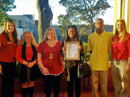 Red Ribbon Week and Beyond_Youth Action Teams Continue to Make a Difference_Walton County YAB